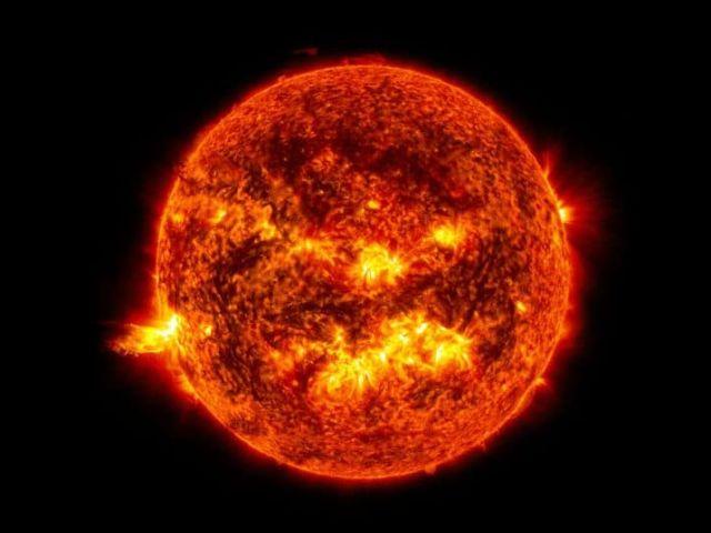 neutrino-sonne